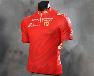 Veulta a Espana leader jersey
